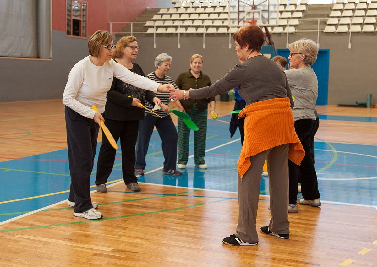 Activitat física persones adultes