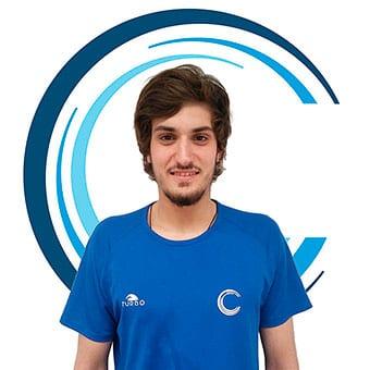 Tècnic cursets natació Marc Guarnido