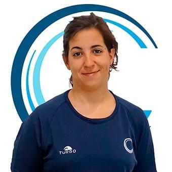 Ana Perez- Monitora cursets el Complex