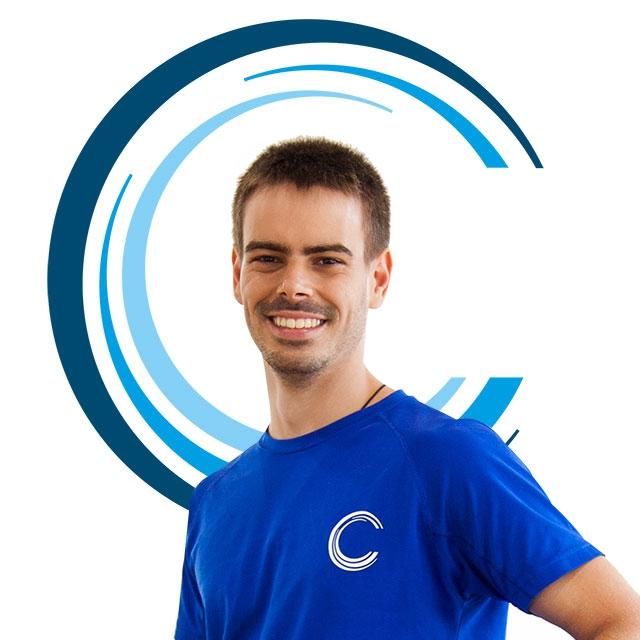 Sergi Gonzalez - Tècnic Aquàtic