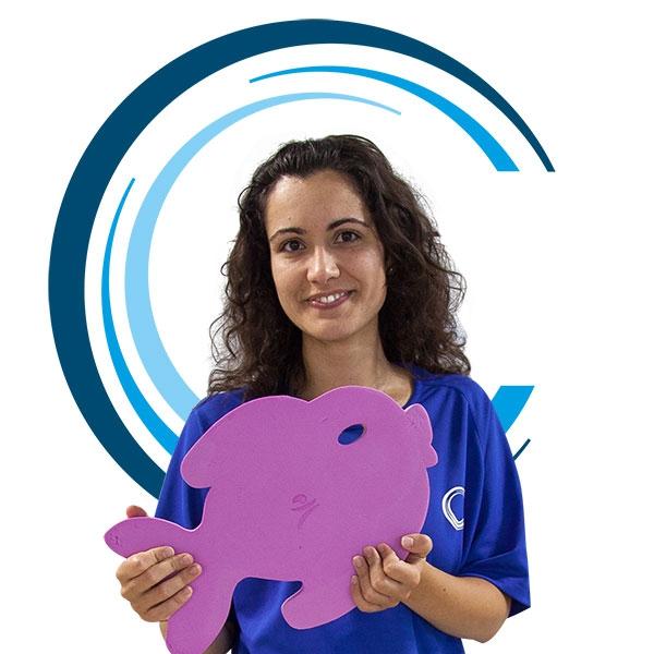 Cristina Murillo - Tècnic Aquàtic